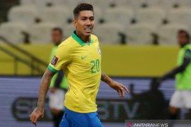 Penyerang Liverpool Roberto Firmino berambisi jadi penyerang legendaris timnas Brasil
