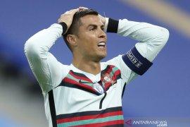 Cristiano Ronaldo dinyatakan positif terinfeksi COVID-19