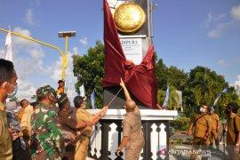 Pemkab Belitung Timur bangun Tugu Adipura