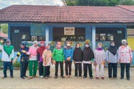 Komisi IV DPRD Provinsi Kalsel tinjau  Masjid Pusaka Tabalong