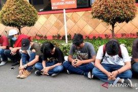 Polisi Tangerang amankan pelajar dan pengangguran akan ikut demo tolak UU Cipta Kerja