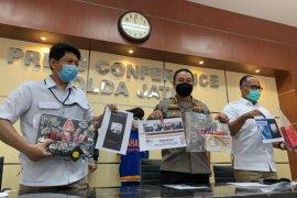Polda Jatim tangkap dua pelaku peretasan laman KPU Jember