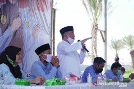 Ananda-Mushaffa siap lanjutkan pembangunan Infrastruktur di era H Muhidin