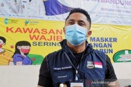 Jadi relawan, Hengky Kurniawan mendapat vaksinasi COVID-19