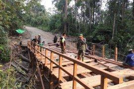 Kapendam XII/Tpr : TMMD ajarkan masyarakat mandiri bangun wilayahnya