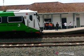 Dishub sebut kereta api di Garut tak akan hilangkan transportasi umum lainnya