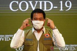 12 kabupaten/kota miliki 1.000 lebih kasus aktif COVID-19