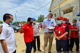 PMI beri edukasi pengungsi Rohingya terapkan protokol kesehatan