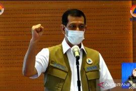 BNPB: Komponen bangsa jalankan protokol kesehatan ketat