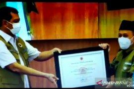 LPBI NU raih penghargaan BNPB