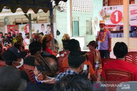 Paguyuban warga Batak di Tanah Bumbu dukung SHM-MAR jadi Bupati