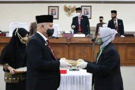 Nurhidayah gantikan Almarhum Gimin di DPRK Aceh Tengah