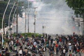 Polisi identifikasi penggerak pelajar ketika ricuh unjuk rasa