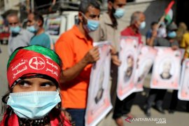 Warga Palestina yang ditahan Israel mengakhiri mogok makan setelah 103 hari