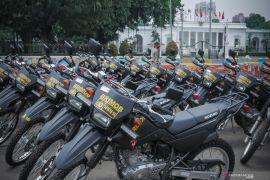 8.000 personel gabungan kawal aksi BEM SI tolak UU Ciptaker di Istana Merdeka