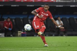 Bayern Munchen mundur dari negosiasi perpanjangan kontrak David Alaba