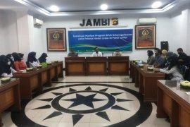 94 PHL Polda Jambi terdaftar di dua program BPJAMSOSTEK