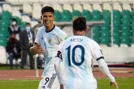 """Lionel Messi mengaku bahwa ia sekarang """"tidak terlalu terobsesi untuk mencetak gol"""""""
