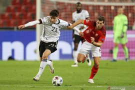 Swiss tahan imbang Jerman 3-3 di UEFA Nations League