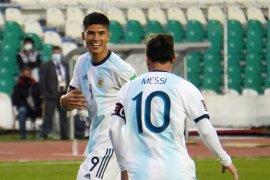 Argentina lanjut menang lawan Bolivia di kualifikasi Piala Dunia