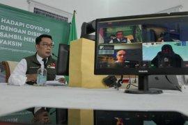 Ridwan Kamil: Jabar idealnya memiliki 40 kabupaten/kota