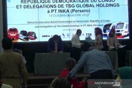 INKA tanda tangani kontrak proyek pengerjaan kereta dengan Kongo
