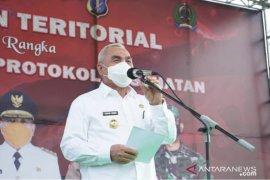 Gubernur Kaltim apresiasi TNI-Polri dalam pencegahan COVID-19