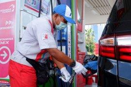 Pertamina: Transaksi harian non-tunai di Jatimbalinus naik 62 persen selama September