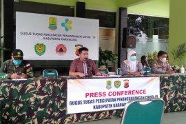 Kasus positif COVID-19 di Karawang terus bertambah capai 995 orang