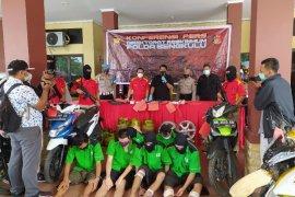 Komplotan begal bermodus satgas COVID-19 di Bengkulu ditangkap