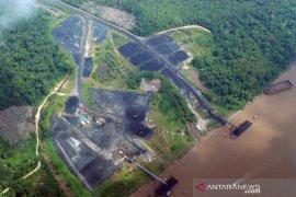 Harga batu bara  Oktober mengalami kenaikan 3,2 persen