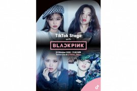 "BLACKPINK akan sapa BLINK di ""TikTok Stage with BLACKPINK"""