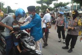 Kapolres Maluku Tengah libatkan PMII dalam operasi yustisi