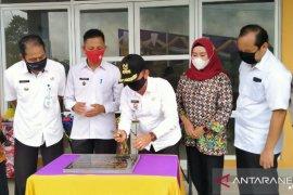 Bupati Bangka resmikan kantor desa Labu