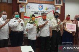 Kabupaten Kubu Raya salurkan dana BPUM kepada 5.579 UMKM