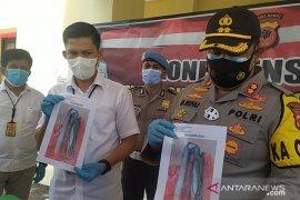Polres Cianjur amankan seorang pekerja proyek perakit bom pipa