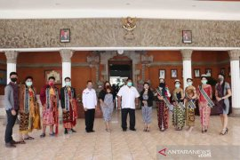 Putera Puteri Wisata Indonesia berkunjung ke Buleleng