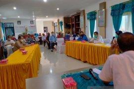 Persoalan Teratai muncul kepermukaan rapat GNRM Kota Banjarmasin