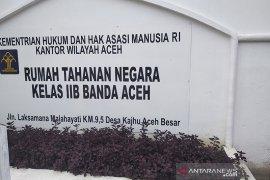 3 tahanan dan 1 narapidana Rutan Banda Aceh kabur