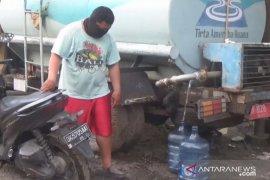 Warga Tabanan alami kesulitan air bersih akibat banjir-longsor
