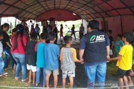 ACT Sumsel terus salurkan bantuan ke korban kebakaran di Lahat