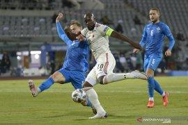 Romelu Lukaku amankan kemenangan Belgia atas Islandia