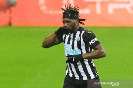 Newcastle United perpanjang kontrak  Allan Saint-Maximin hingga 2026