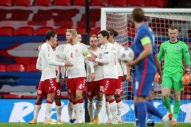 Denmark menang 1-0 di markas Inggris berkat penalti Eriksen