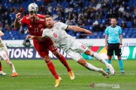 UEFA Nations League - Rusia pertahankan posisi puncak klasemen grup B3