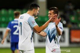Slovenia, Belarusia merebut puncak klasemen masing-masing di Divisi C