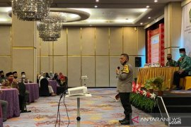 Kanwil Kemenag Maluku  gelar bimtek kompetensi penceramah agama
