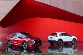 Mitsubishi ungkap Eclipse Cross model 2021, tampilan lebih sporty