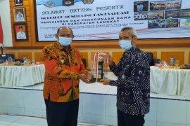 BPKP-Pemkab Langkat monitoring dana desa