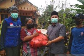 PKS Pandeglang salurkan bantuan bagi warga terdampak puting beliung